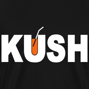 Kush Orange Juice T-Shirts - Men's Premium T-Shirt