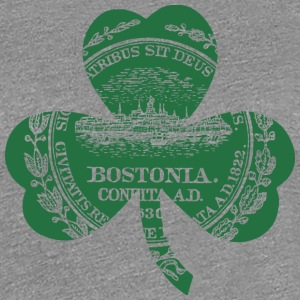 Bostonia Boston Massachusetts Women's T-Shirts - Women's Premium T-Shirt