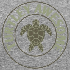 Turtley Awesome T-Shirts