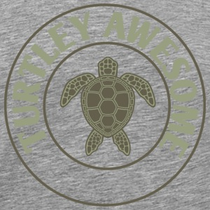 Turtley Awesome T-Shirts - Men's Premium T-Shirt