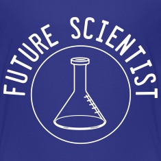 Future Scientist Kids' Shirts