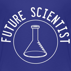 Future Scientist Kids' Shirts - Kids' Premium T-Shirt