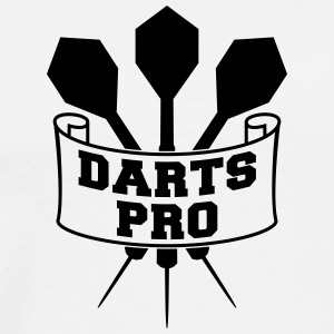Darts Pro T-Shirts - Men's Premium T-Shirt