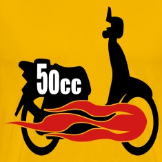 50cc Scooter T-Shirts
