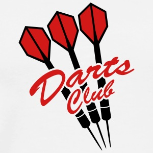 Darts Club T-Shirts - Men's Premium T-Shirt