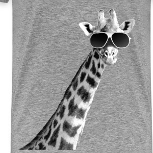 Cool Giraffe - Men's Premium T-Shirt