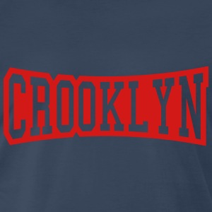 CROOKLYN T-Shirts - Men's Premium T-Shirt