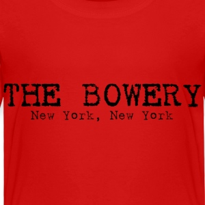 The Bowery New York New York Baby & Toddler Shirts - Toddler Premium T-Shirt