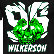 Design ~ Wilkerson Mens 3x-4x T Shirt