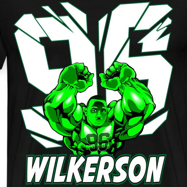 Wilkerson Mens 3x-4x T Shirt