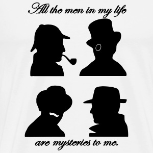Mystery Men Tee Mens Style #4 - Men's Premium T-Shirt