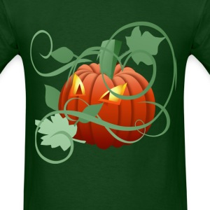 Lone Pumpkin - Men's T-Shirt