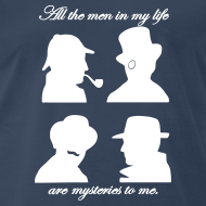 Design ~ Mystery Men Tee Mens Style #3