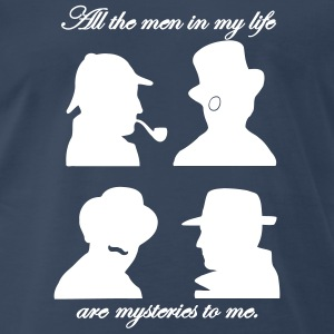 Mystery Men Tee Mens Style #3 - Men's Premium T-Shirt