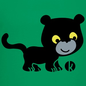 Panther Jungle Cat Kids' Shirts - Kids' Premium T-Shirt