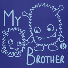 My little big Brother Kids' Shirts