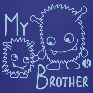 My little big Brother Kids' Shirts - Kids' Premium T-Shirt