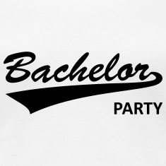 bachelor party, bachelor, parting, bachelors Women's T-Shirts