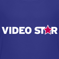 Design ~ Video Star Kids Logo Tee