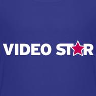 Design ~ Video Star Kids Logo Tee