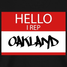 hello i rep oakland