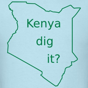 Kenya - Men's T-Shirt