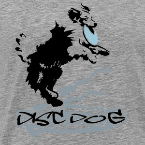 Disc Dog T-Shirts - Men's Premium T-Shirt