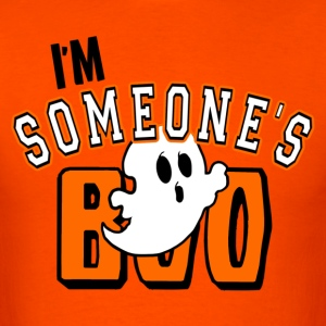 I'm Someone's Boo Halloween T-shirt - Men's T-Shirt