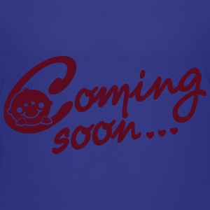 Coming soon... - Pregnancy - Maternity Kids' Shirts - Kids' Premium T-Shirt