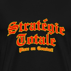Logo officiel Stratégie Totale T-Shirts - Men's Premium T-Shirt