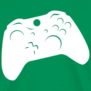 x Box one Controller Shirt - Men's Premium T-Shirt