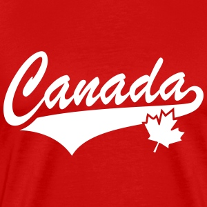 Canada Maple Leaf T-Shirt WR - Men's Premium T-Shirt