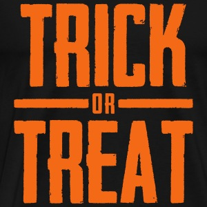 Trick or Treat T-Shirts - Men's Premium T-Shirt