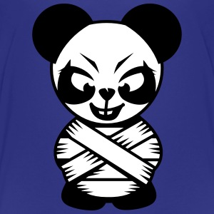 Panda bear with a straitjacket Kids' Shirts - Kids' Premium T-Shirt