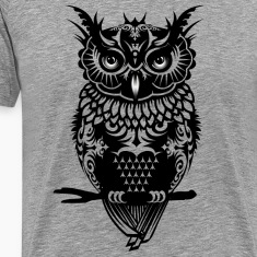 A dark owl T-Shirts