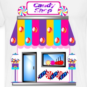 Candy Shop - Men's Premium T-Shirt