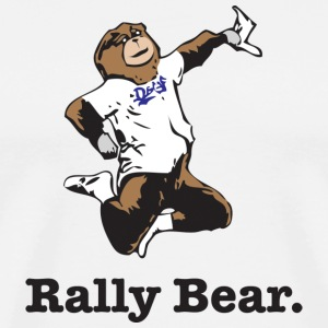 Rally Bear T-Shirts - Men's Premium T-Shirt