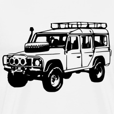 Defender Desert (1 color) T-Shirts