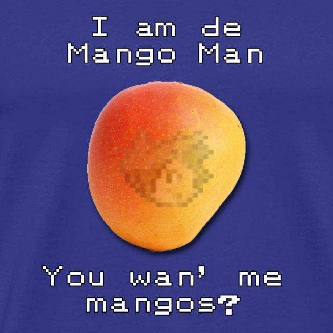 THE MANGO MAN!