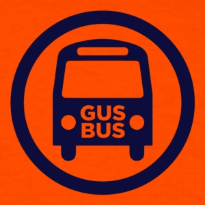 GusBus Orange - Men's T-Shirt