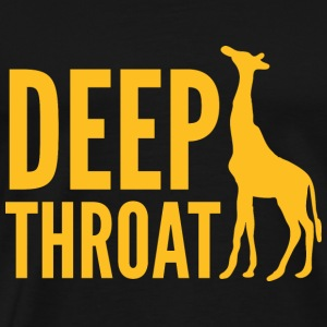Deep Throat - Men's Premium T-Shirt