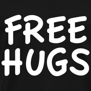 Free Hugs - Men's Premium T-Shirt