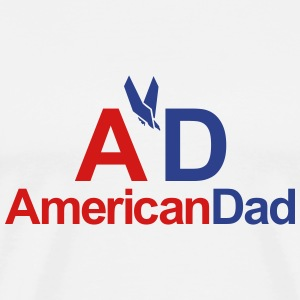 American Dad - Daddy Design T-Shirt - Men's Premium T-Shirt