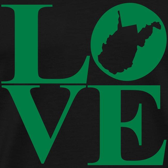 West Virginia Love