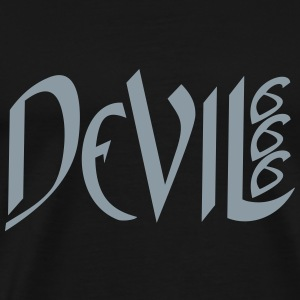 Devil 666 Horror Shirt T-Shirts - Men's Premium T-Shirt