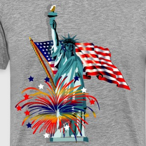 Patriotic - Men's Premium T-Shirt