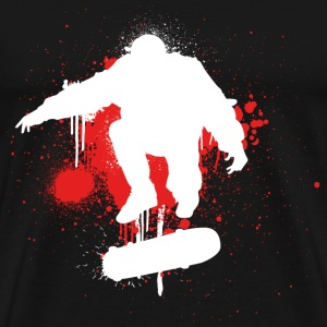 Skateboarding - Men's Premium T-Shirt