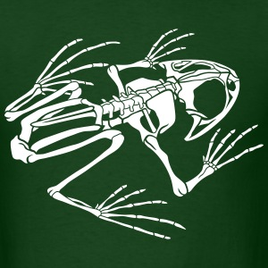 Frog skeleton T-Shirts - Men's T-Shirt