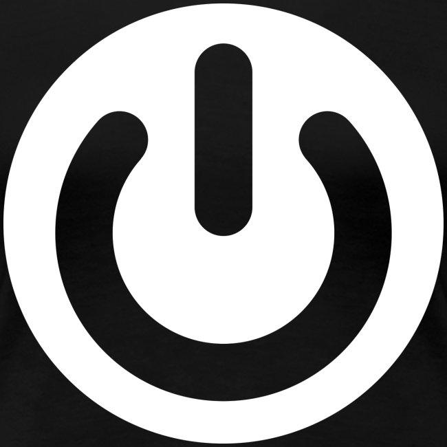 Ideology Threads Geek Power Symbol Ideology Women S Premium T Shirt