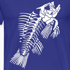 Fish skeleton T-Shirts